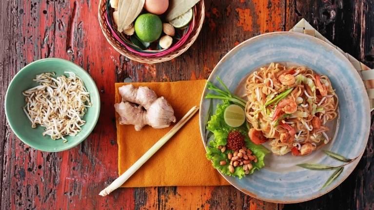 clase cocina asiática en pozuelo