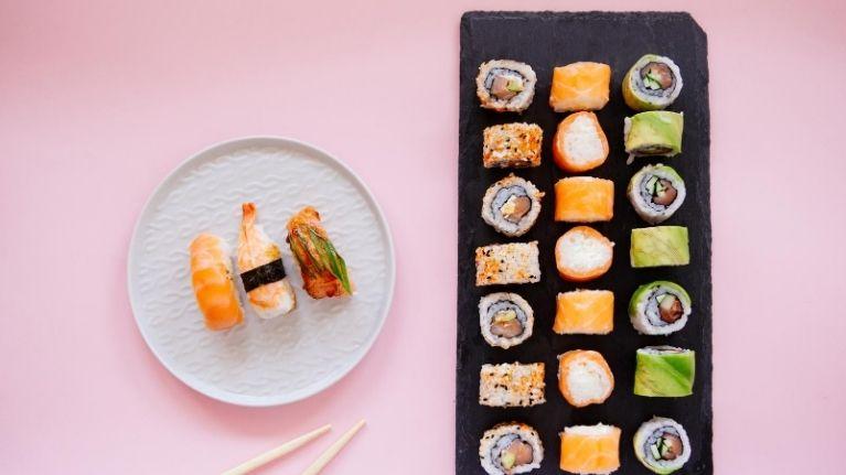 curso cocina sushi en pozuelo