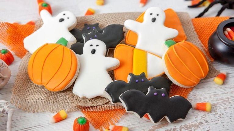 Taller de cocina padres e hijos temática halloween en Pozuelo