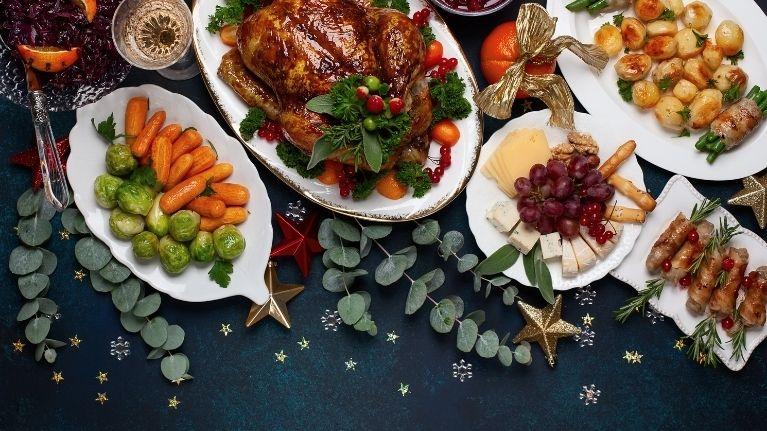 Buffet Navidad Curso de Cocina Pozuelo