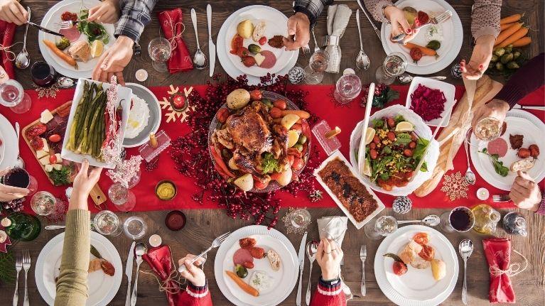 Cena Navidad Cusos de Cocina Pozuelo