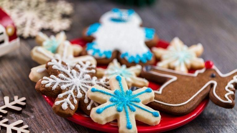 Taller de Cocina Niños Navidad