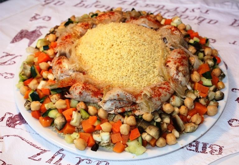 Couscous de Verdura